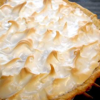 Classic Meringue Pie Topping
