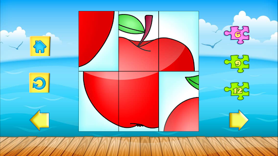 123 Kids Fun PUZZLE GOLD- screenshot thumbnail