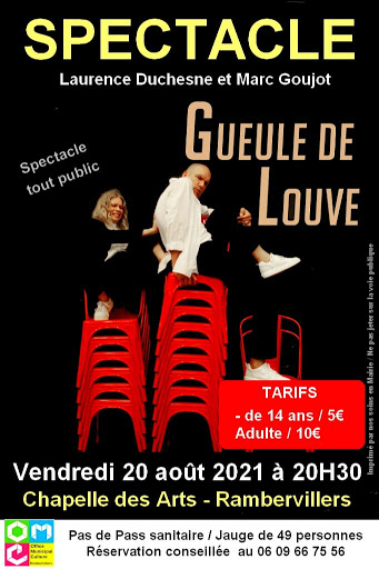 Spectacle OMC Rambervillers