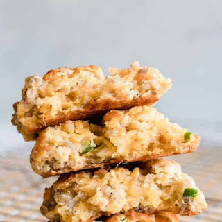 Loaded Buttermilk Biscuits.