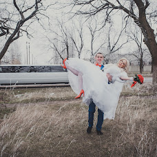 Wedding photographer Anastasiya Khramchikhina (ponochka). Photo of 24.03.2015