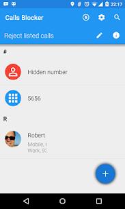 Calls Blocker 1.7.48 Mod APK Download 1