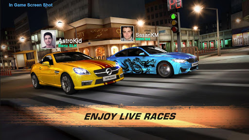 GT: Speed Club - Drag Racing / CSR Race Car Game modavailable screenshots 6