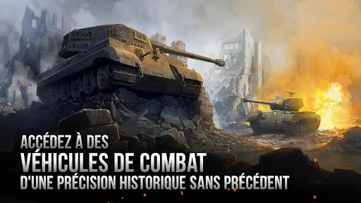 Code Triche Armor Age: Tank Wars u2014 WW2 Platoon Battle Tactics APK MOD screenshots 6