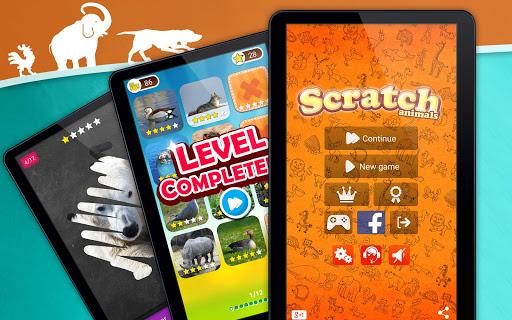 Scratch Game: Animals Quiz 2.2 screenshots 9