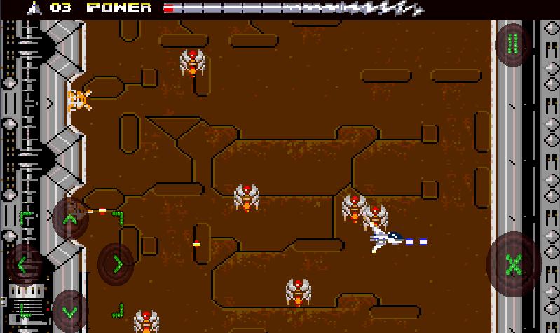 Скриншот Mam Bow 2 - Space Shooter