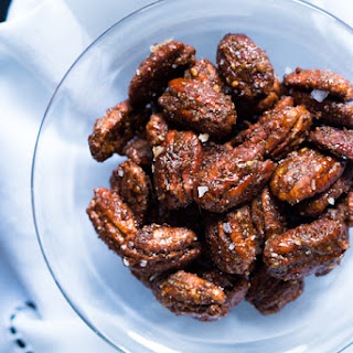 Classic Keto Candied Pecans.