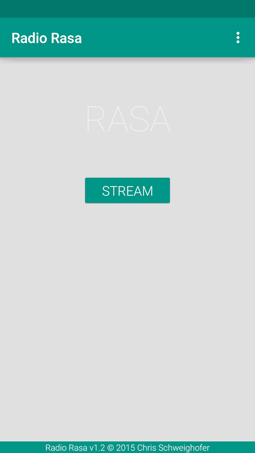 Radio Rasa- screenshot