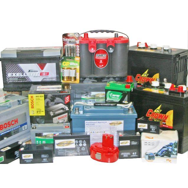 ---Alla Batterier