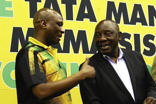 Kodwa het R50 miljoen van die Cyril-veldtogrekening ontvang - SowetanLIVE Sunday World