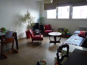 Appartement 2 pièces 53,96 m2