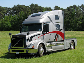 Photo: This truck looks great and is a pleasure to drive. The I-Shift is a great transmission, and the truck rides great.