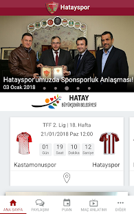 Hatayspor- screenshot thumbnail
