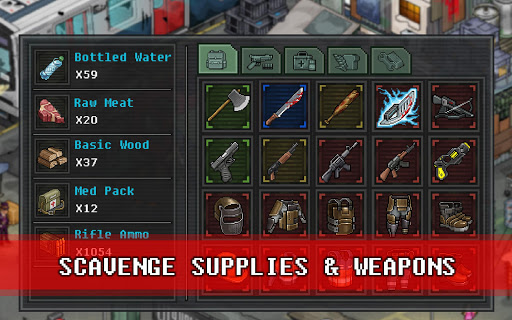 Fury Survivor: Pixel Z screenshot 11