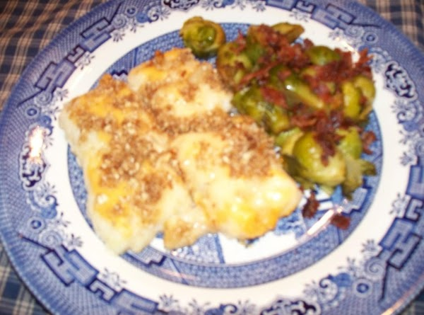 Southern Fried Brussel Sprouts With Bacon Recipe