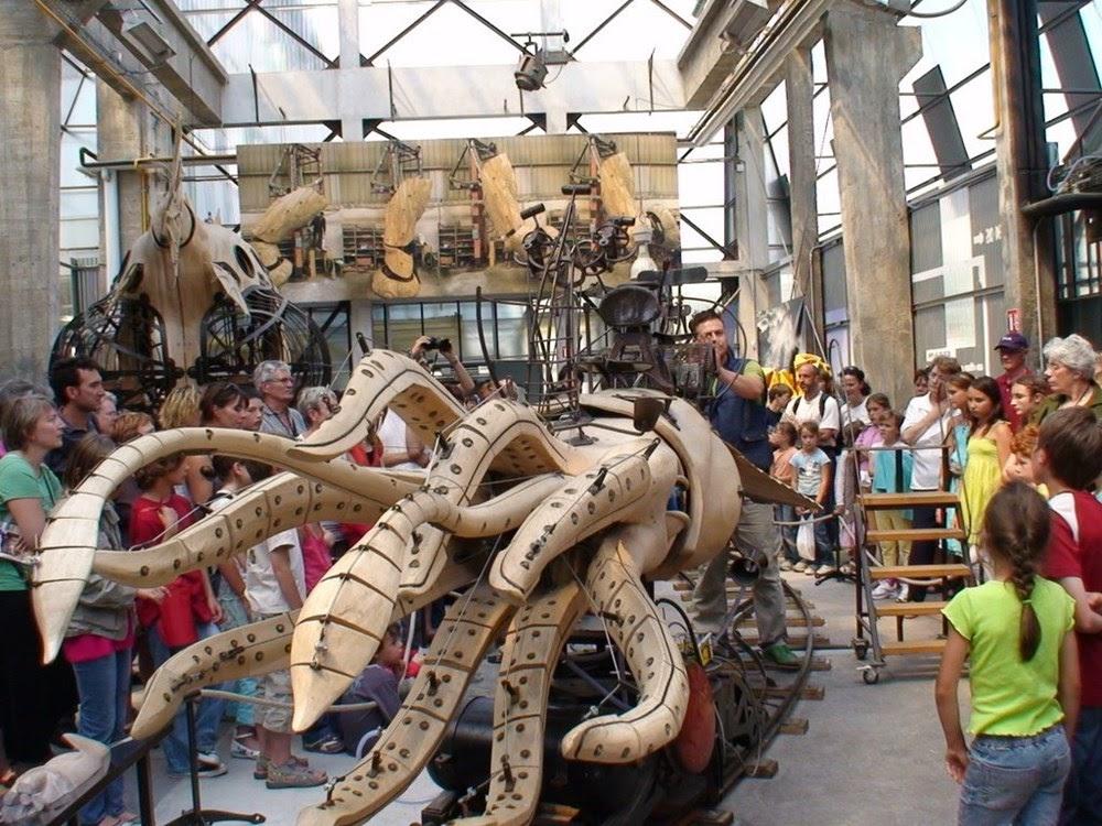 Máquinas da Ilha de Nantes