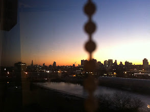 Photo: The city