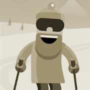 App Icon for Snow Racer App in United States Play Store