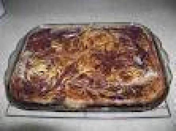 Chocolate Marble Gooey Butter Cake Recipe