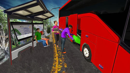 Tourist Bus Simulator: Coach Driving 3D 1.0 screenshots 8