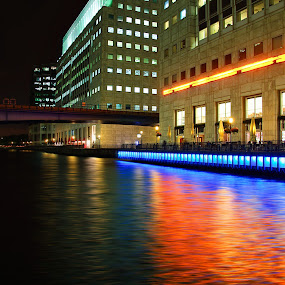 Canary Wharf by Jayne Hodge - Buildings & Architecture Office Buildings & Hotels