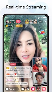 YOME LIVE – Live Stream, Live Video & Live Chat App Download For Android 3