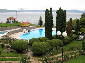 Photo: 9A033574 Macedonia - Struga - nasz hotel nad jez_Ohrid
