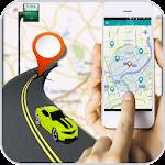 GPS Navigation : Location Maps Icon