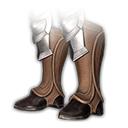 初心者の勇猛のブーツ