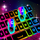Neon LED Keyboard - RGB Lighting Colors