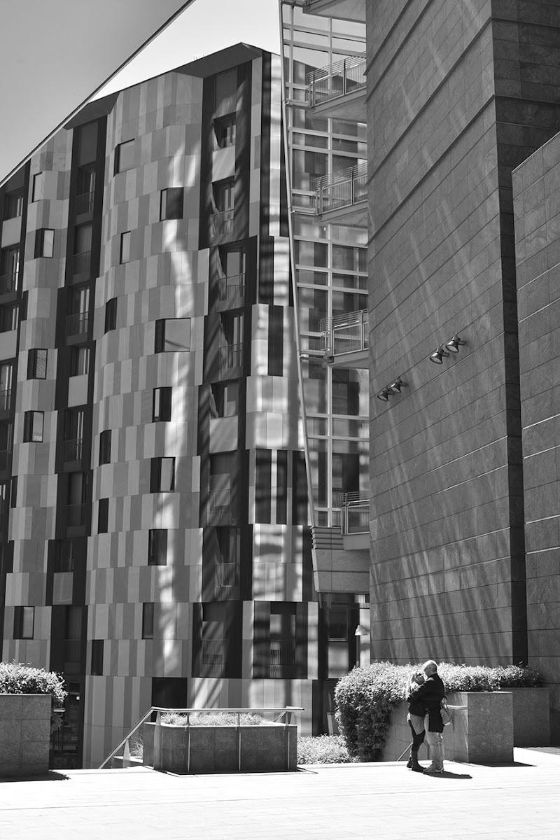 Luci e ombre su Milano di ManuArk
