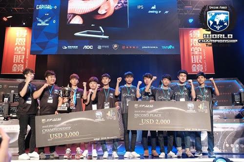 [SF] ไทยคว้าอันดับ 2 ของโลก ในรายการ Special Force World Championship 2016