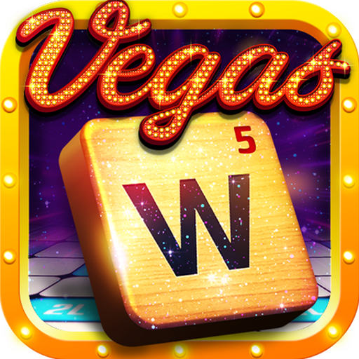 Vegas Words - Downtown Slots (game)