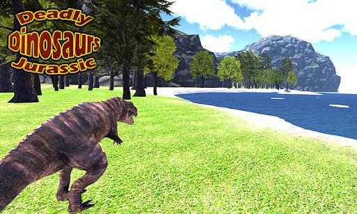 致命的な恐竜ジュラ紀T-REX