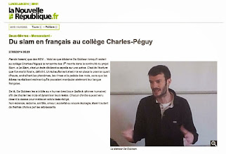 Photo: 2014-05-27 NR Du slam en français au collège Charles Péguy.jpg