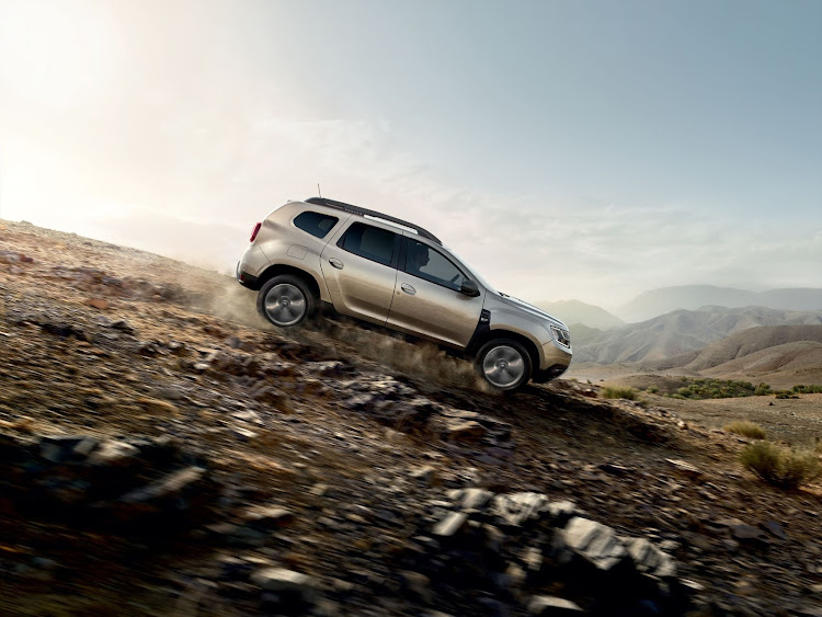 The 2019 Renault Duster 4x4 has blind spot detection, hill descent control, a 4x4 monitor and and a multiview camera.