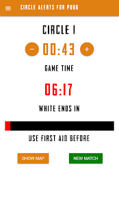 Circle Alerts for PUBG - náhled