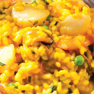 Shrimp Scallop Risotto Recipes.