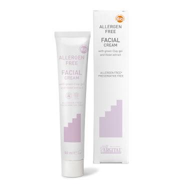 prov Allergen-free face cream 10 ml