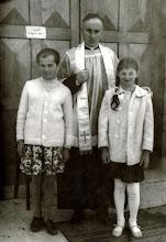 Photo: Tylka Maria ,Ks.Czesław Jurczyk,Zofia Bukowska.