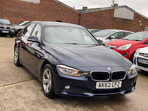2012 BMW 320D EFFICIENTDYNAMICS AUTO