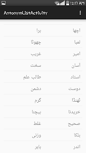 Top 10 Punto Medio Noticias | Antonyms List In Urdu