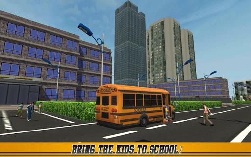 High School Bus Driver 2  {cheat|hack|gameplay|apk mod|resources generator} 3