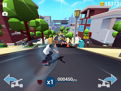Faily Skater Screenshot