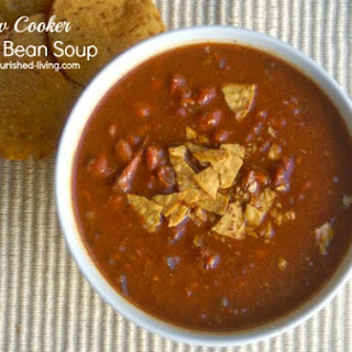 Slow Cooker Baked Bean Soup