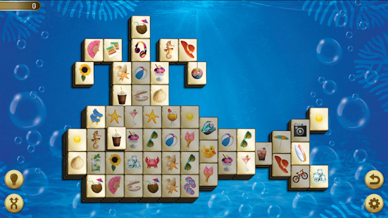 Mahjong Skies: Valentine's Day- screenshot thumbnail