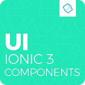 Ionic 3 iOS 11 style UI Template - Green Light