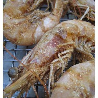 Whole Fried Shrimp