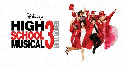 High School Musical 3 Graduation Cast