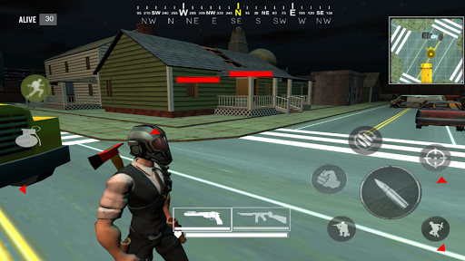 free fire 3 survival battleground battle royale 1.0 screenshots 1